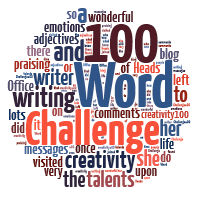 100 Words Challenge for Grown Ups
